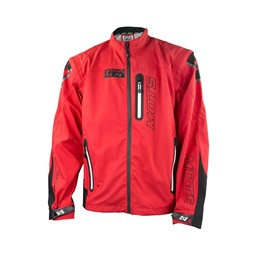 Bild von Trainings/Wind/ Regenjacke Stone 4 rot